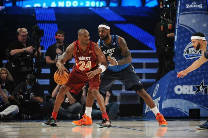 Kevin Durant, LeBron James And The Parallels Of All-Star History