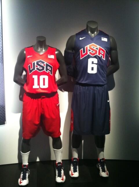 usa 2012 jersey