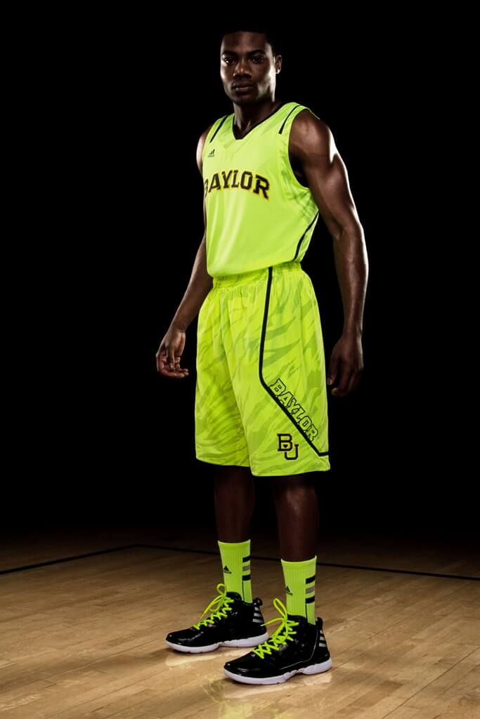 hot sale online c6fe9 e5c3c Kicks   Gear adidas Unveils New adizero March Madness Uniforms …
