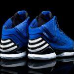adizero Rose 2.5 'Black and Blue' - Heel