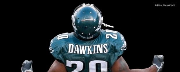 purchase cheap aa8bf e4f61 Brian Dawkins Revolutionized the Game - The Sports Fan Journal