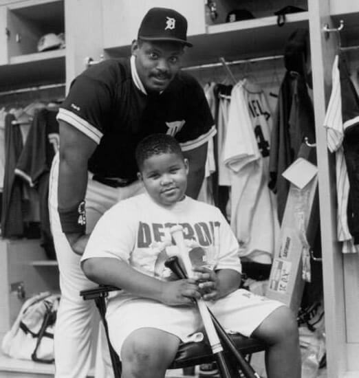 prince fielder and his dad relationship