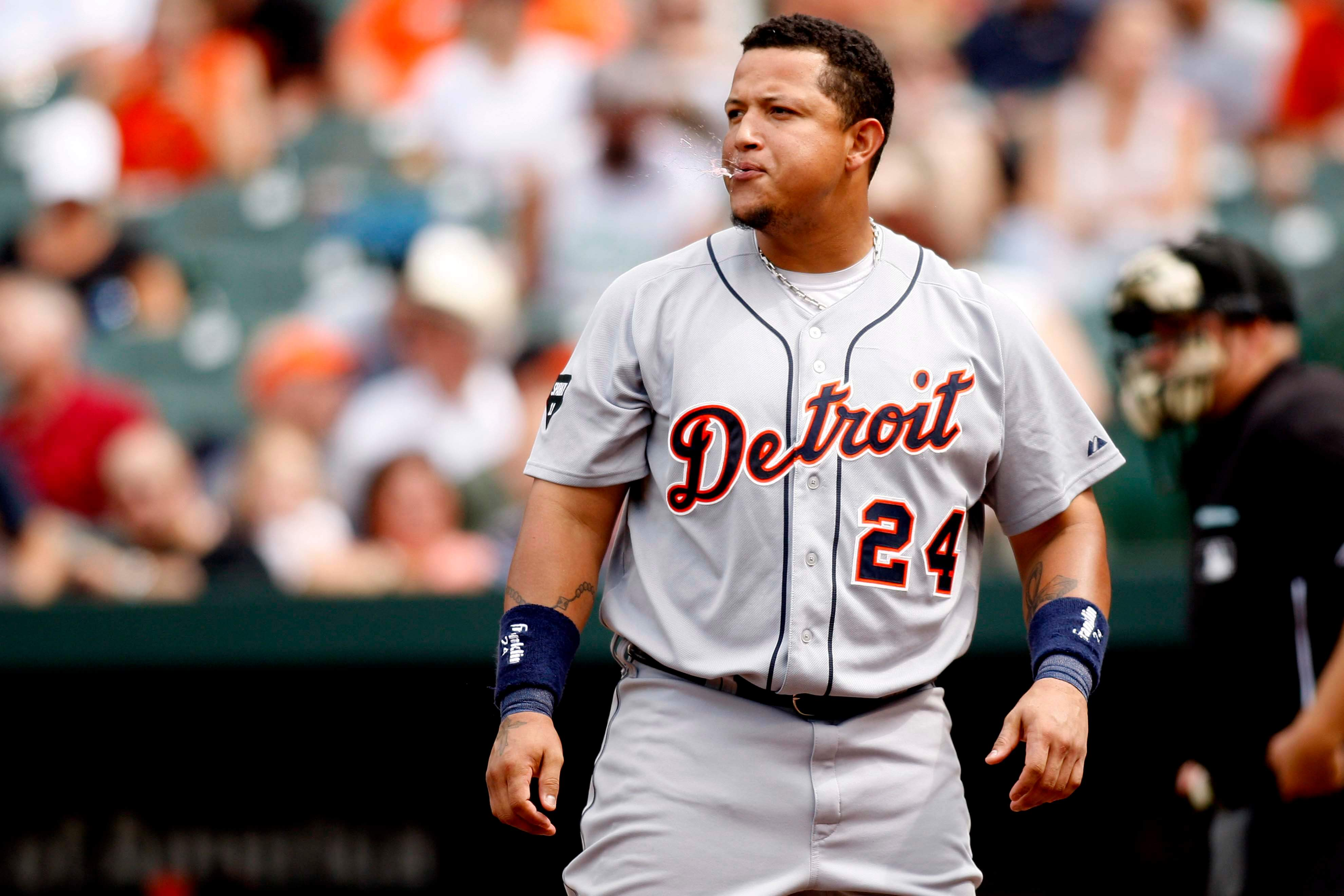 Making Sense of Miguel Cabrera's Chase for the Triple ...Miguel Cabrera Fat