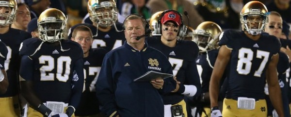 Irish Eyes Are Smiling On Notre Dame - The Sports Fan Journal