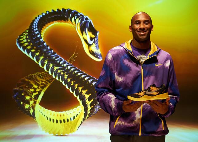 Mamba Back: Nike And Kobe Bryant Unveil The Kobe 8 System