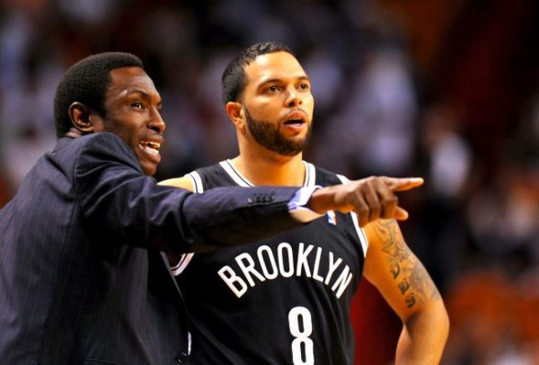 avery johnson deron williams