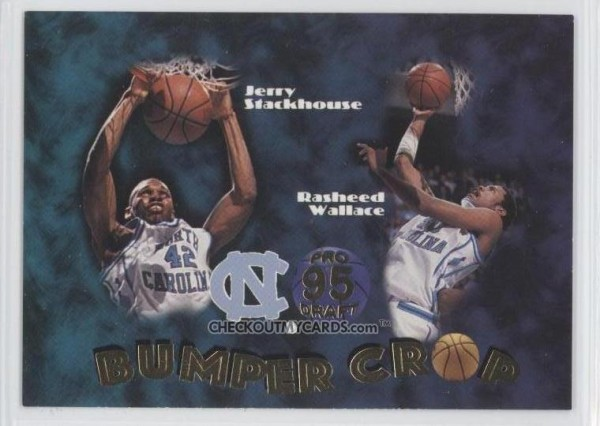 jerry stackhouse rasheed wallace north carolina