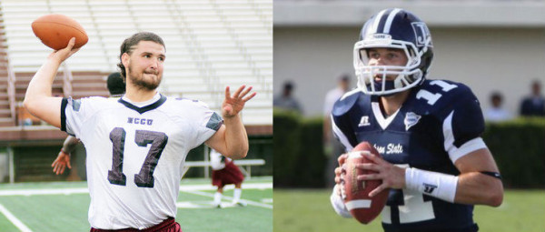 white quarterbacks at hbcus
