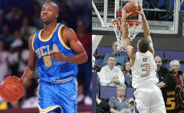 baron davis brandon roy west coast basketball
