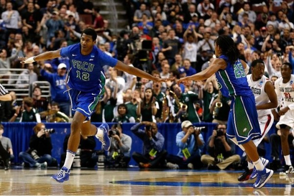 florida gulf coast sweet 16