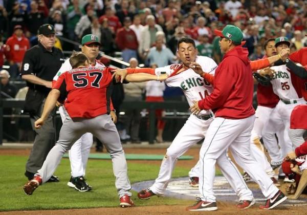 world-baseball-classic-mexico-canada-fight