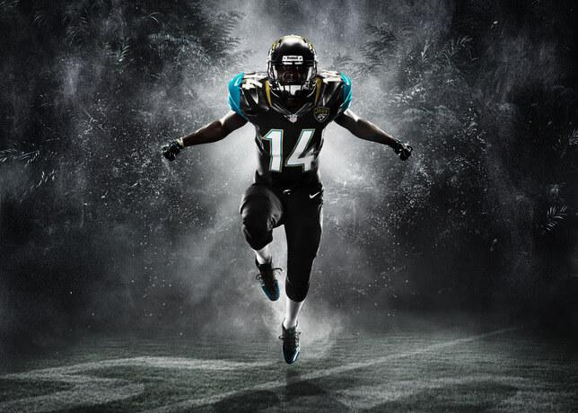 QOTD  Who Won The 2013 New Nike NFL Uniforms Contest  Jaguars ... bbe8c42c5