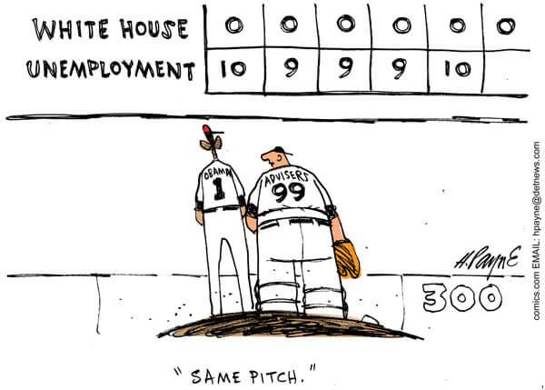 Obama vs. Unemployment