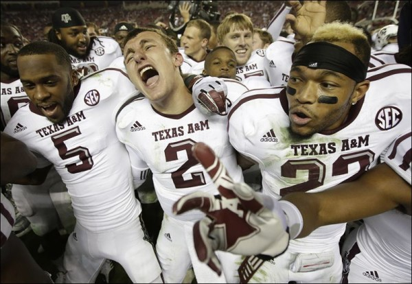 texas a and m football