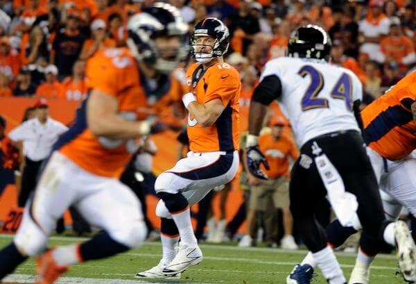 Denver Broncos vs. Baltimore Ravens