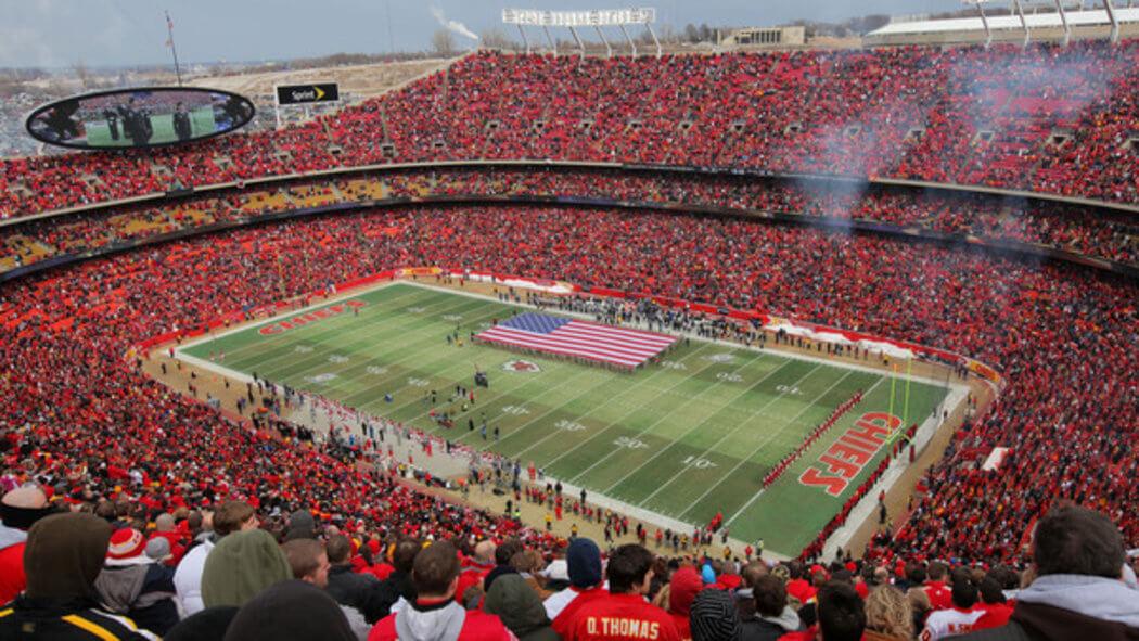 Pictures of Kansas City Chiefs Stadium v Kansas City Chiefs