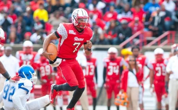 ciaa championship WSU Rudy Johnson
