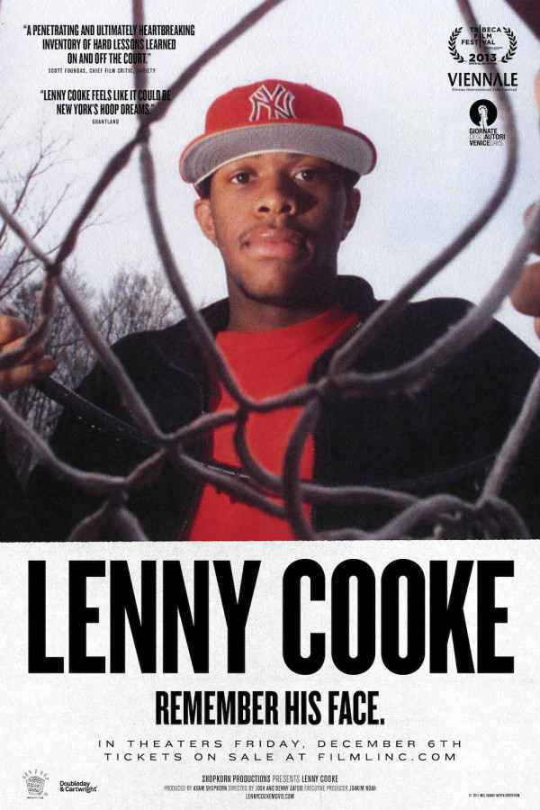 lenny cooke movie poster