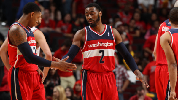 Washington Wizards v Chicago Bulls, Game 1, Eastern Conference Quaterfinals