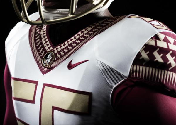 florida state seminoles nike football new uniforms