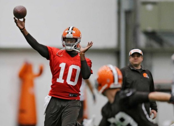 Vince Young Browns