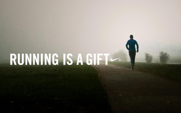 running is a gift (640x400)