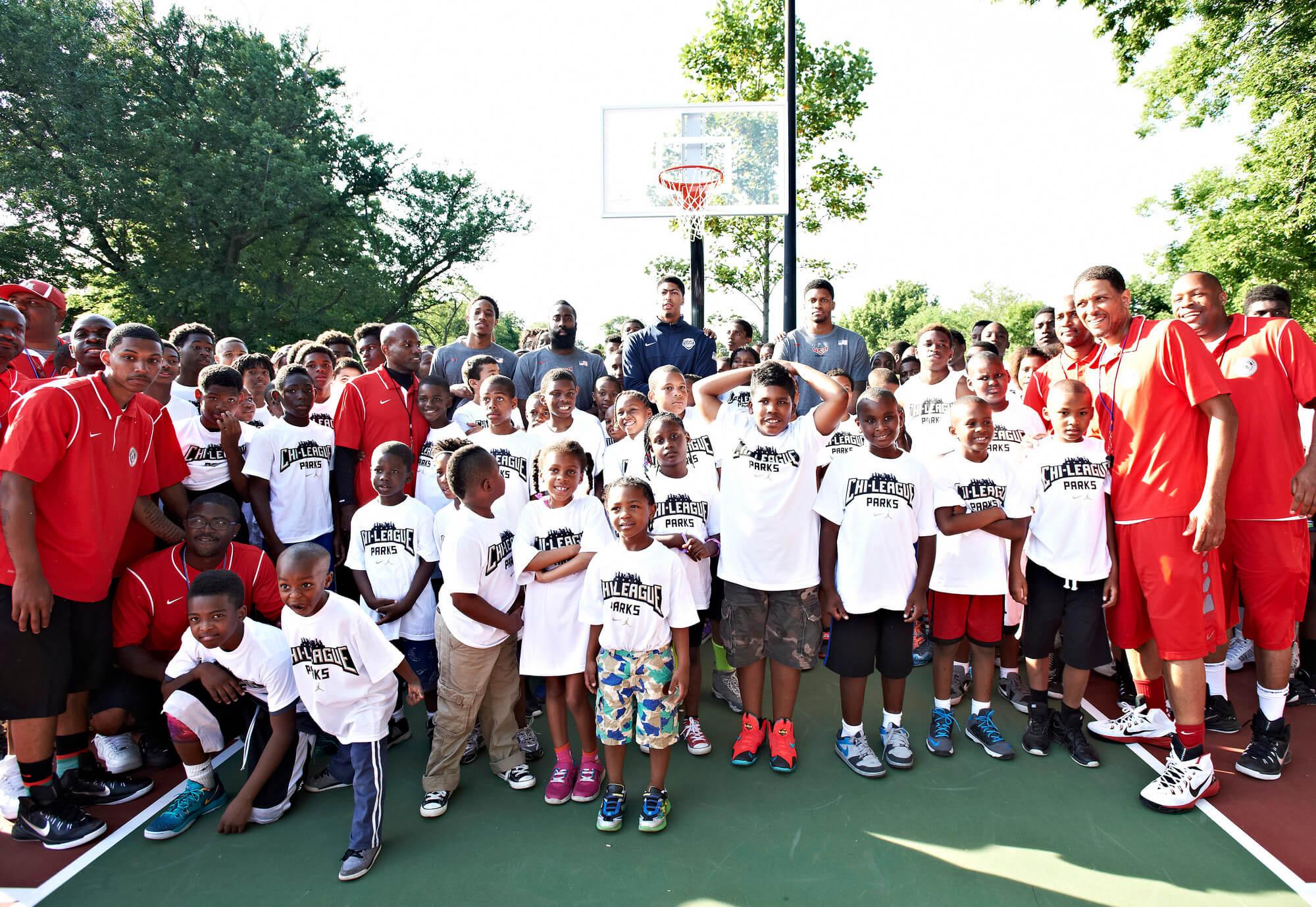a8a05ba362cd Nike World Basketball Festival  Because Basketball Needs Chicago -