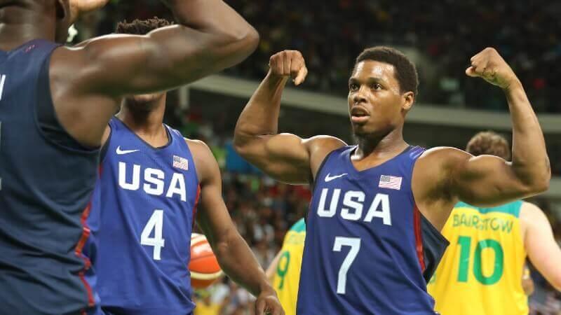 Kyle Lowry Team USA