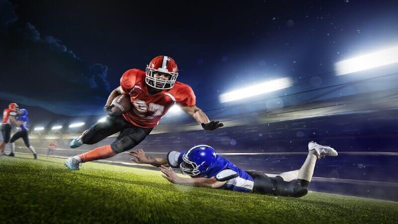 Marshawn Lynch American Football