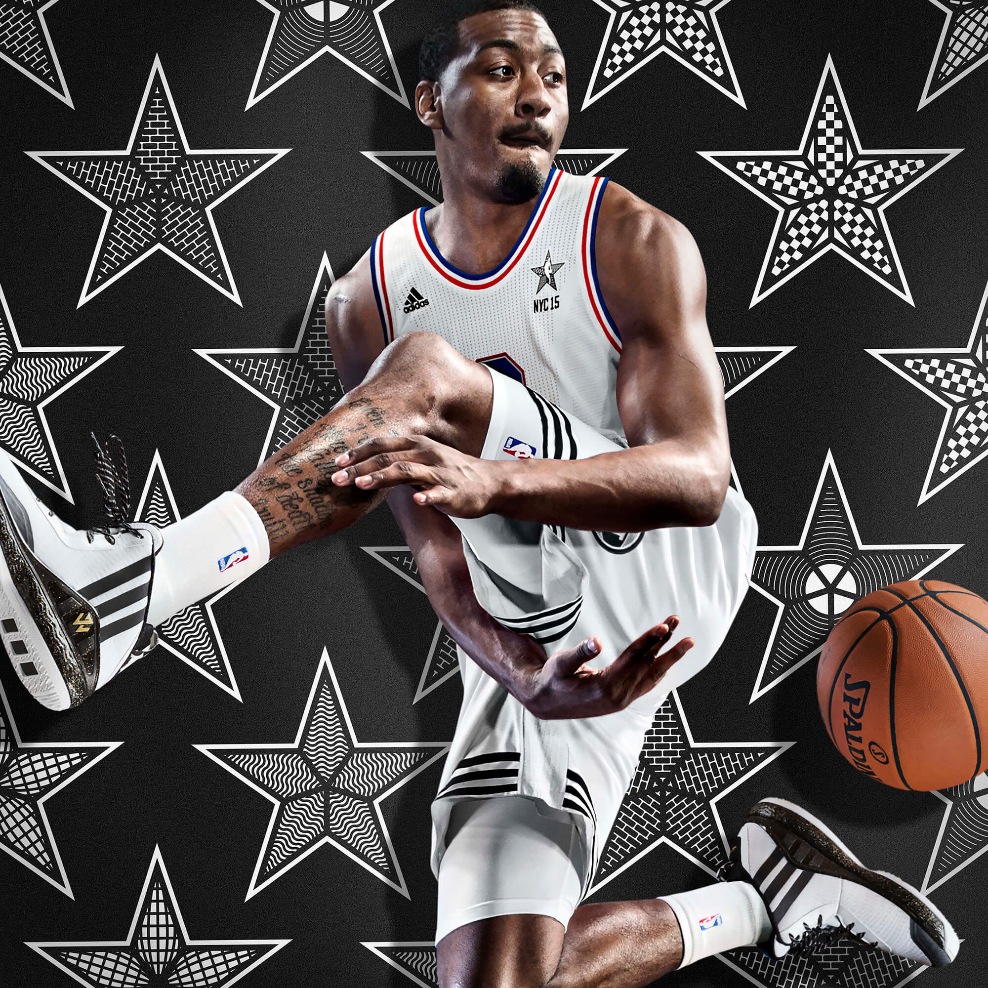 detailed look 214e9 79b35 Profiling John Wall And The adidas J Wall 1 NYC All-Star ...