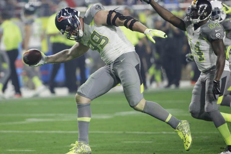 official photos 3b1b7 20a6a The Best Moments Of The 2015 NFL Pro Bowl -