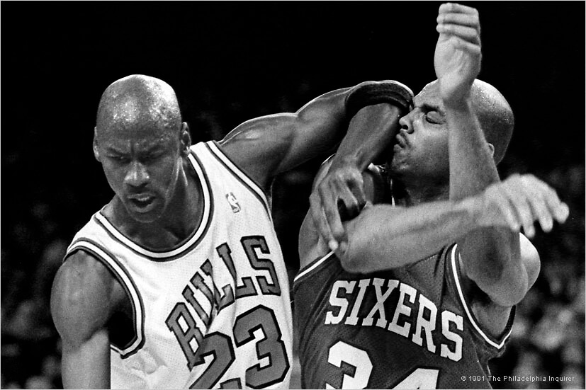 37ffc12bc8a Charles Barkley Tells The World That He s No Longer Friends With Michael  Jordan