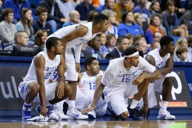 Kentucky Basketball Preview Wildcats Will Be Elite Again: March Madness Isn't The Sneak Preview Of NBA Talent It