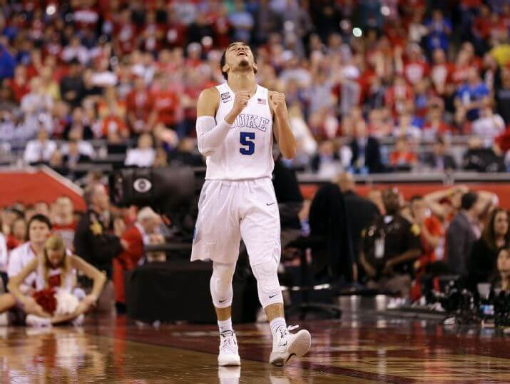 f4bda4230e1 5 Takeaways From Duke Defeating Wisconsin For Its 5th National Championship