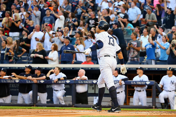 Alex Rodriguez 3,000th Hit Home Run New York Yankees A-Rod - The Sports Fan Journal
