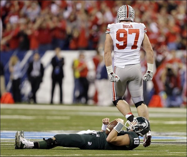 Joey Bosa Connor Cook
