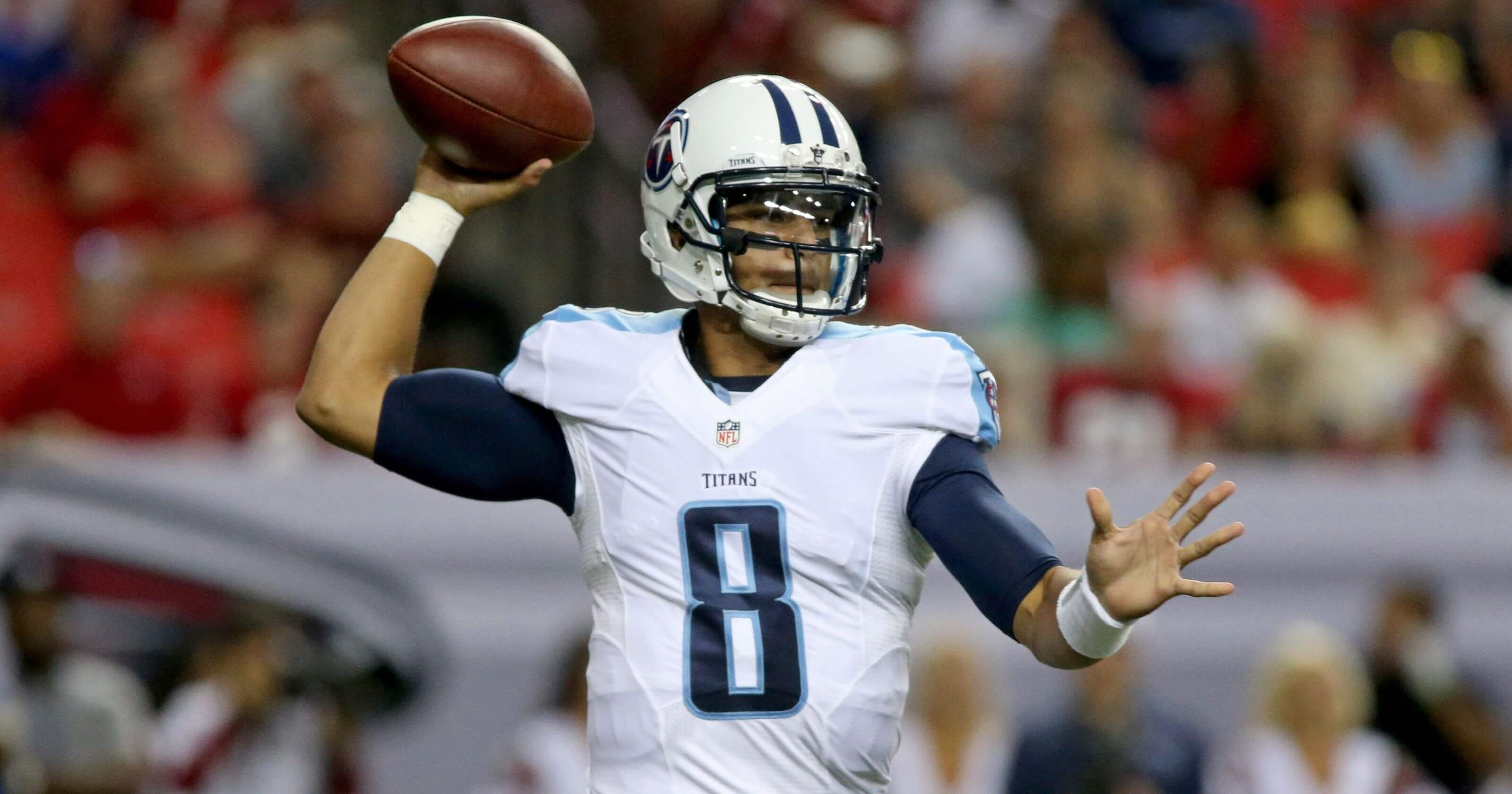 6ad9f3f3a 3 Reasons To Not Read Too Much Into Marcus Mariota s NFL Debut -