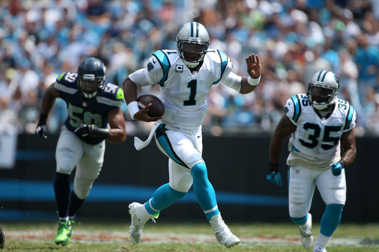 bfce4b65f654 Selectively Giving A Pass  Cam Newton Is The NFL s Most Underappreciated QB