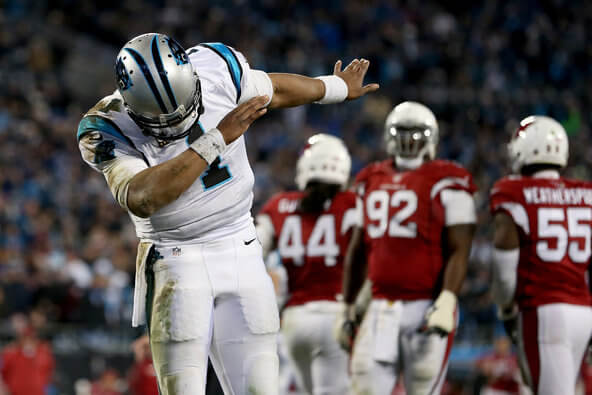 84f5a2d2c88 Welcome to the Cam Newton Era -