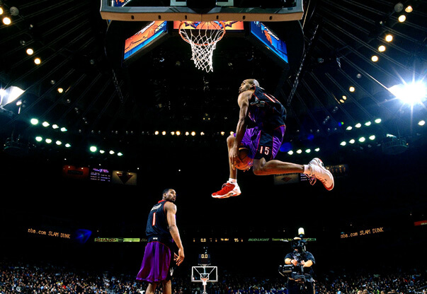 17d5f627419 The Top 5 Millennial NBA All-Star Moments  Because Vinsanity Put Canada On  The Map
