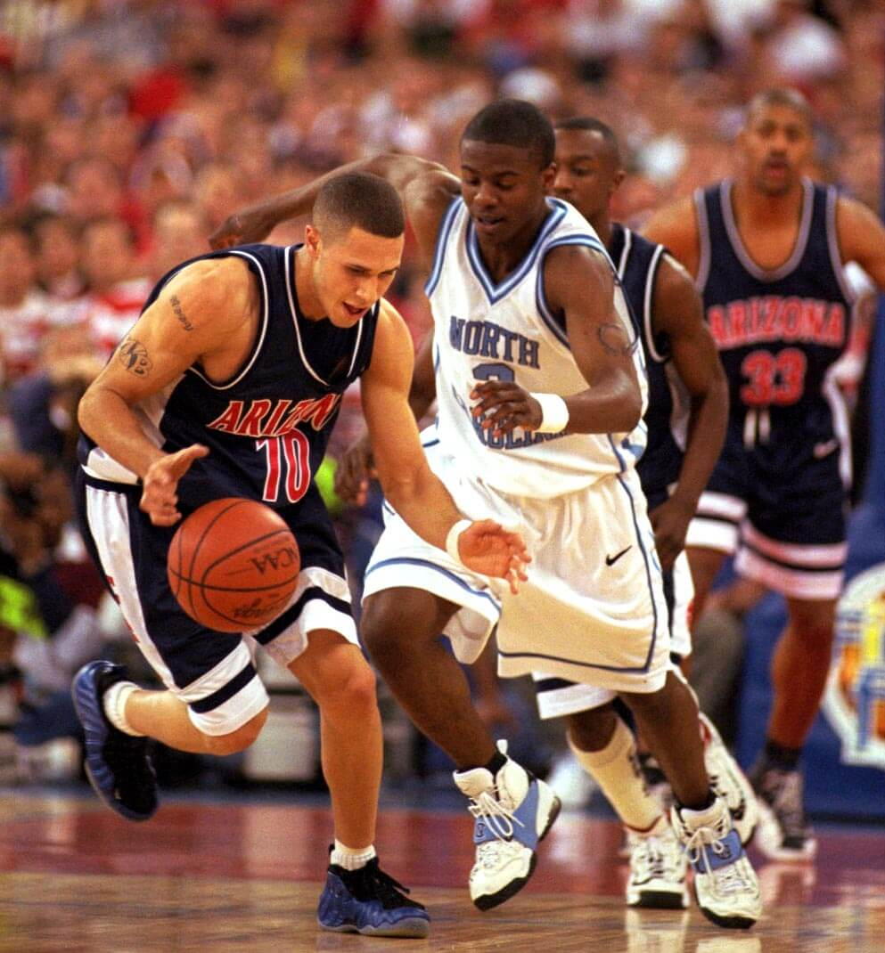 The Four Best Sneakers in Final Four HIstory 962ddb162