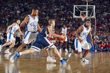 102384a2ee668 The Four Best Sneakers in Final Four HIstory