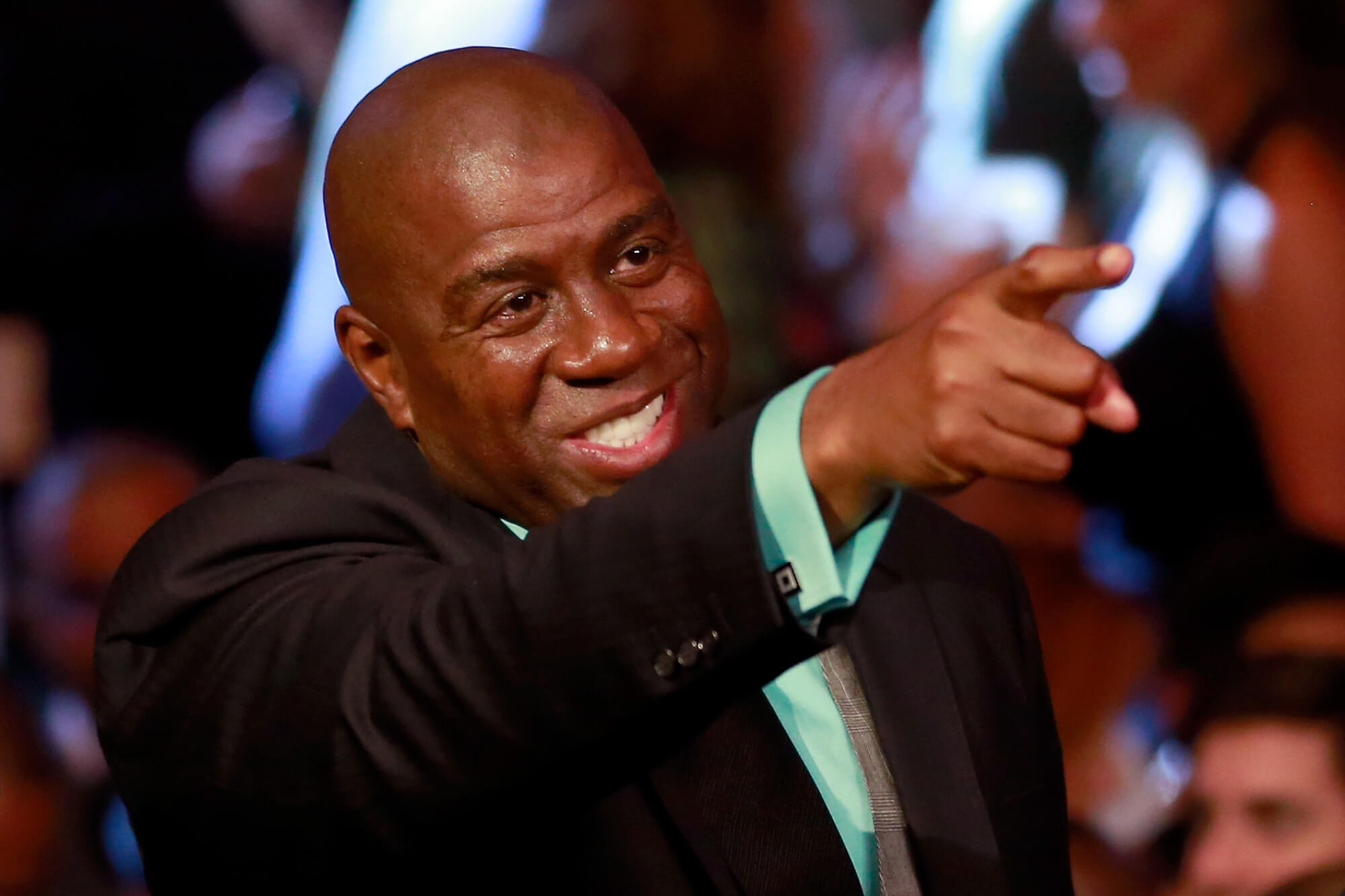 20 Magic Johnson Like Tweets That My Grace you Twitter Timeline