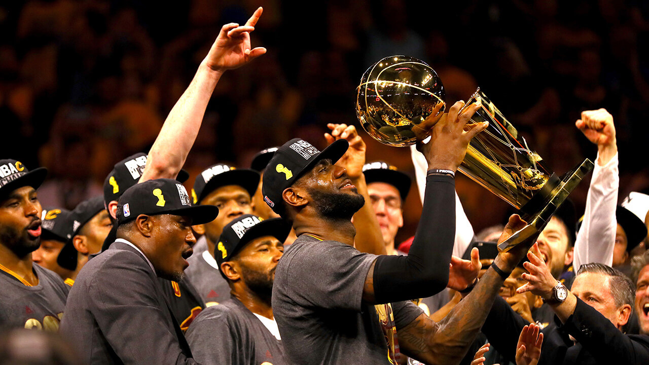 8a64e96077ee The Night LeBron James Transformed Hyperbole Into Fact -