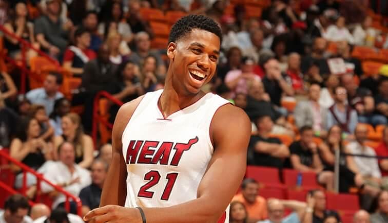 Issac Baldizon (NBA.com/Heat)