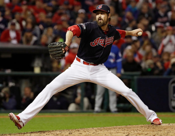 Andrew Miller has gone from marginally known setup man to nationally popular relief ace over the course of the last month.