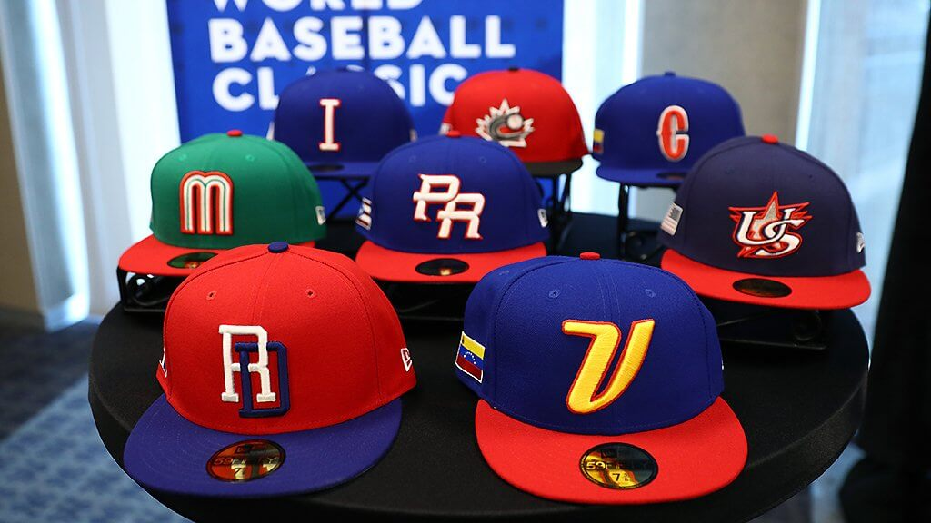 996c7491 World Baseball Classic Hats Ranked -