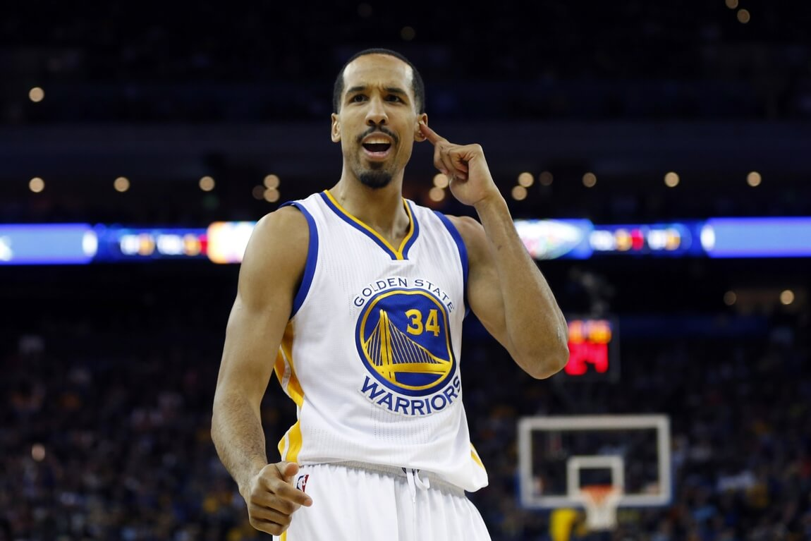 Shaun Livingston's Three Was the Best Part of the Warriors ...