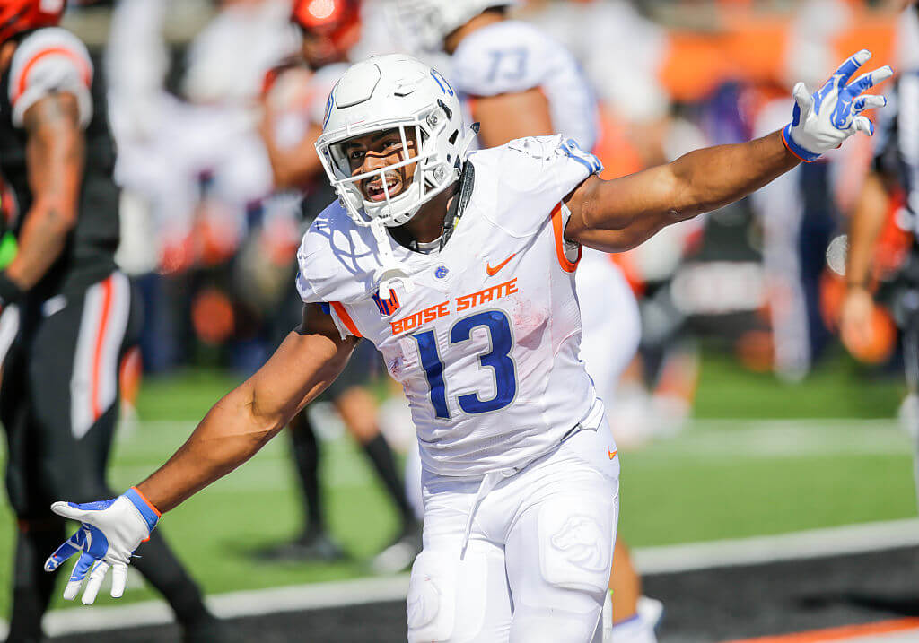 on sale b685d f495d Jeremy McNichols Just Might Solidify Boise State As The Next ...