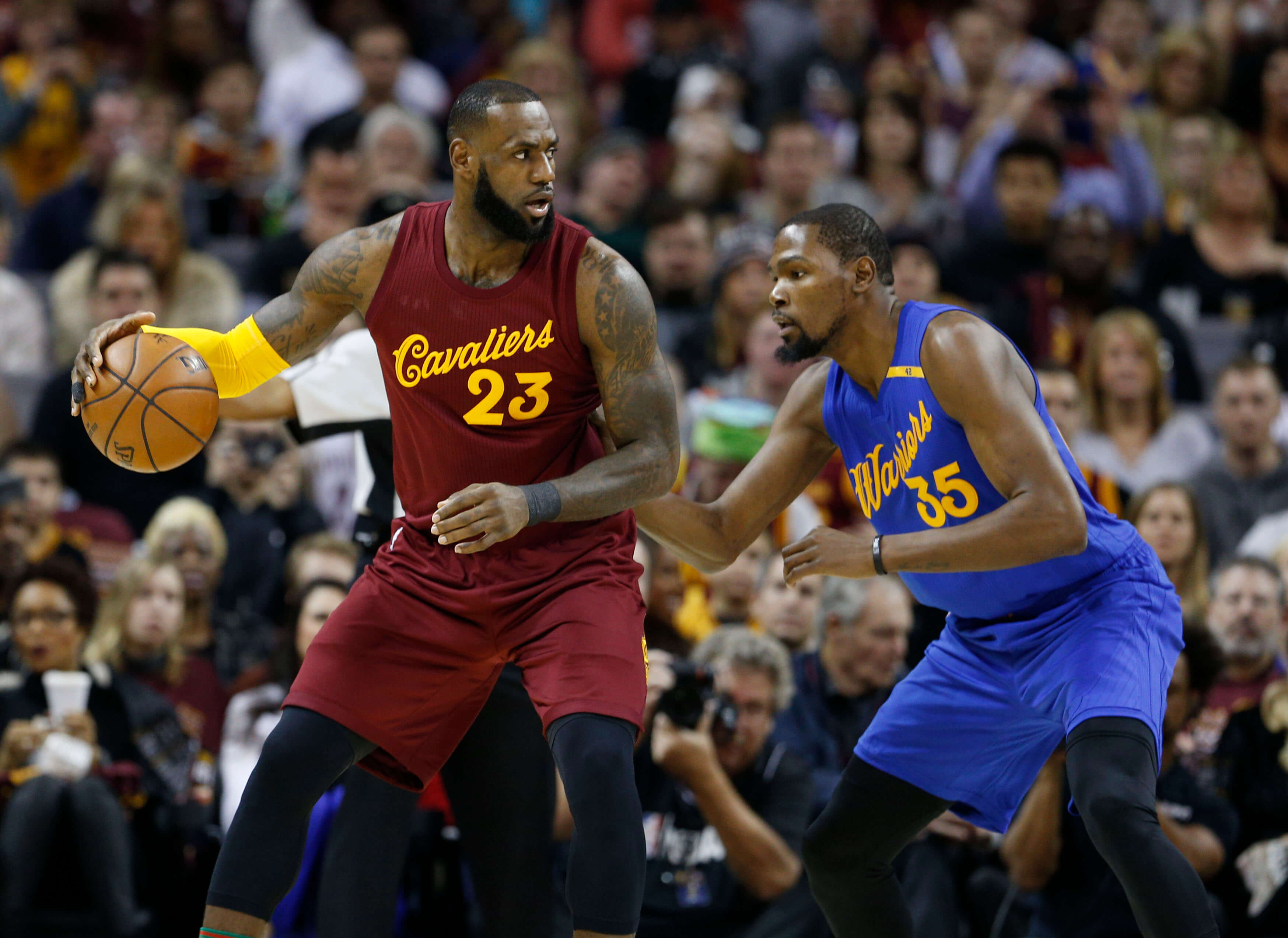 f09330753a9 The 11 Things You Care About During the 2017 NBA Finals